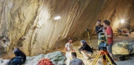 Chei International Projects and The Excavation Of The Arma Veirana Cave In Zuccarello, Italy