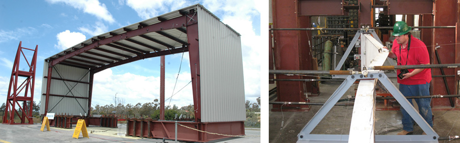 Seismic Performance and Design of Metal Building Moment Frames ...